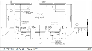 office floor plans reception and exam room