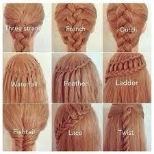 types of hair braids 63 best prom hair images on pinterest hair makeup wedding hair