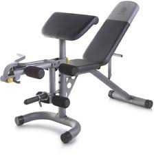 Legacy Fitness Weight Bench Strength Training Benches Ebay