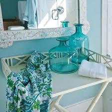 turquoise paint colors transitional bathroom sherwin