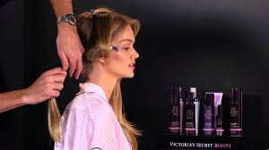 runway hair extensions get the look s secret fashion show runway hair