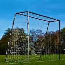 8 x 6 forza steel42 soccer goal net world sports
