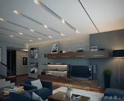 Apartment Lighting Ideas Ceiling Light Modern Modern Apartment Living Room Staradeal