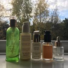 skincare empties autumn 2016 skincare empties