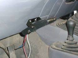 electric brake controller installation on dodge ram trucks to 2012