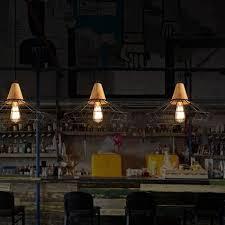 Vintage Pendant Light Winsoon Industrial Diy Metal Ceiling Lamp Light Vintage Pendant