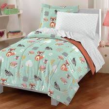 Twin Bedding Sets Girls by Girls Owl Bedding Ebay