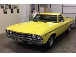 el camino 1969 chevrolet el camino ss for sale on classiccars com