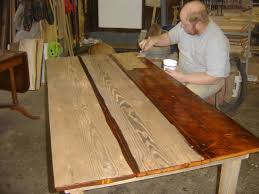 making a wood table the awesome how to build wooden furniture regarding provide house