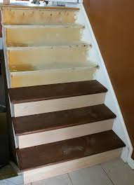 stair remodel treads and risers stair remodel treads ideas