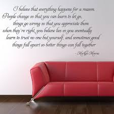 Marilyn Monroe Bathroom Stuff by Marilyn Monroe Furniture Quote Of The Day Ideas