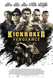 click to view extra large poster image for kickboxer vengeance