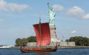halloween attractions in new york city there u0027s a viking ship docked in new york harbor travel leisure
