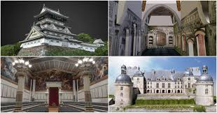 Historic Home Decor 8 Beautiful Historic Buildings In 3d Models As Selected By