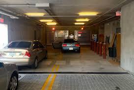 the standard plans renovation construction of robotic parking