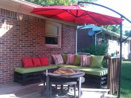 patio furniture with pallets pallet patio furniture sofa pads home design ideas most