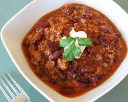 cuisiner les haricots rouges secs recette chili con carne avec haricots secs