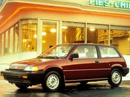 Honda Civic Si 1986 Honda Civic Hatchback 1987 Pictures Information U0026 Specs