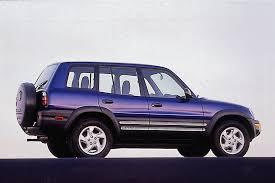 Toyota Rav4 Interior Dimensions 1996 00 Toyota Rav4 Consumer Guide Auto