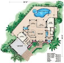 spanish style homes plans plan 66091gw spacious spanish style home plan spanish style and house