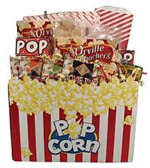 popcorn gift baskets 6oz popcorn gift basket home theater express