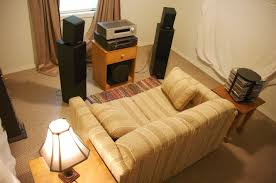 placement of subwoofer in home theater post your music room home theater audio system