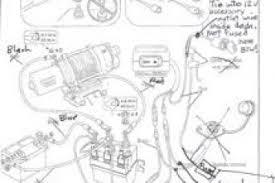 badland wireless winch remote wiring diagram badland atv winch