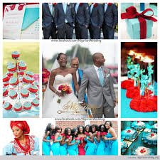 colour themes for nigerian wedding wedding colors tiffany blue