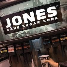 jones soda co because big soda