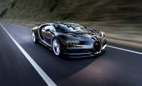 The Bugatti Chiron Is Will Attempt To Achieve A Top Speed Record