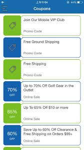 edwin watts coupons coupons for edwin watts golf apps 148apps