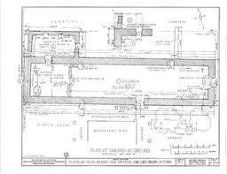 Chapel Floor Plans And Elevations Mission San Miguel Arcángel Gallery Citizendium