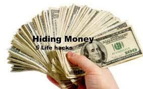 Easy Life Hacks 5 Easy Life Hacks Hiding Money Youtube