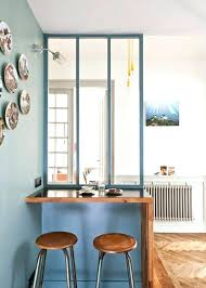 cloison vitree cuisine salon cloison vitree cuisine vitrez les cloisons with cloisons