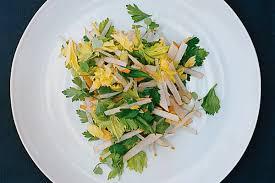 parsley celery leaf and jicama salad recipe epicurious com