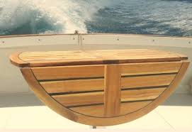 Teak Deck Chairs Finishing Teak Deck Chairs General Yachting Discussion