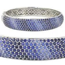 blue sapphire sterling silver bracelet images 16 best rainbow sapphire bracelet images rainbow jpg