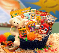 the children babies gifts and baskets and florals with