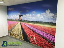 wall graphics wall murals gate city signs graphics wall graphic