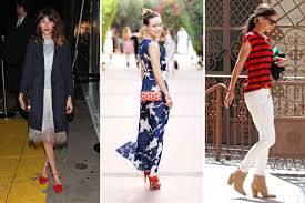 Celebrity Clothing For Men What To Wear On The Fourth Of July 25 Chic Red White And Blue