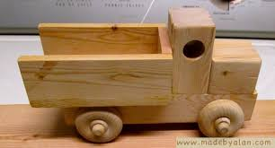 Free Wooden Toy Barn Plans by Simple Wood Toy Truck Bandsaw Projects Pinterest Toy Trucks