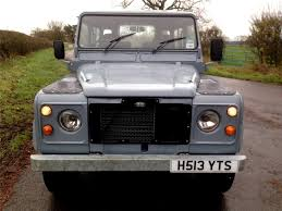 range rover pickup conversion sell used 1991 landrover defender 90 300 tdi with rear seat