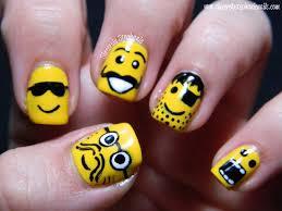 Meme Nail Art - some of the most creative nail art yo gabba gabba memes nail