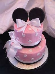 minnie mouse zebra birthday party cake plates by magicalfantasia2