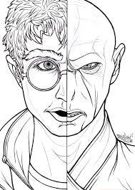 epic rivalries pt2 harry potter voldemort sigmagfx deviantart