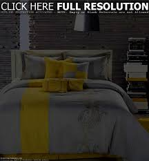 Yellow And Grey Room Yellow And Grey Bedroom Decoreas Gray Bathroom Decorating