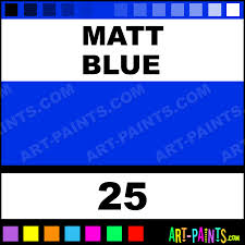 matt blue modelling enamel paints 25 matt blue paint matt