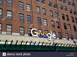 google office former port authority building in chelsea new