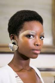 what are african women hairstyles in paris every haute hair and makeup trend from paris fashion week