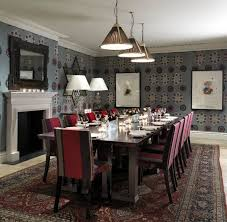 Retro Dining Room Dining Room Exclusive Retro Dining Room With Classic White Fire